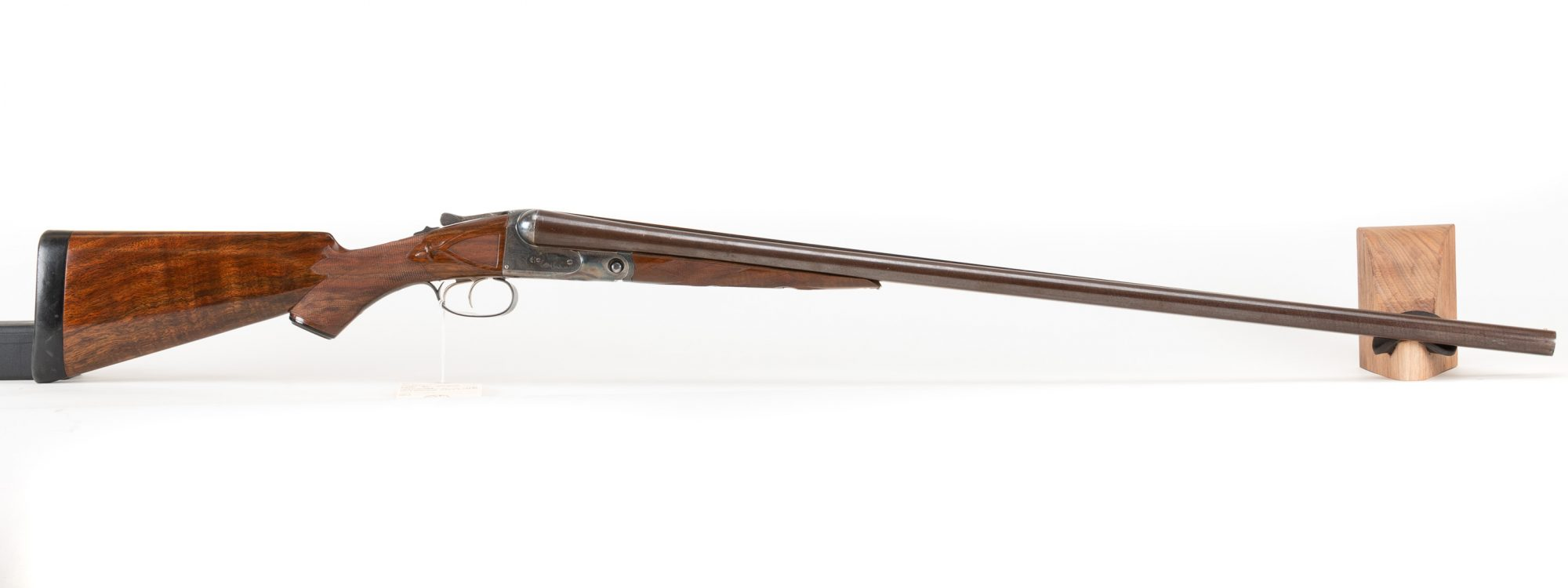 Photo of used Parker BH 12 gauge shotgun