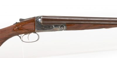 Photo of used Parker BH 12 gauge shotgun