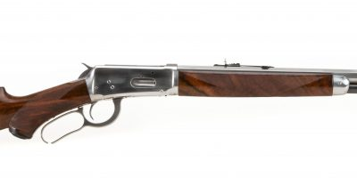 Photo of used Winchester 1894 in .38-55