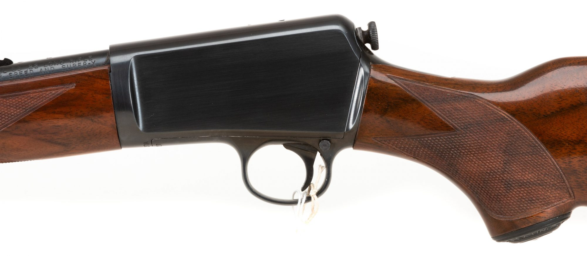 Photo of Winchester Model 63 in .22 Long Rifle