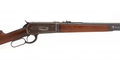 Photo of Winchester 1886 Takedown in .33 WCF
