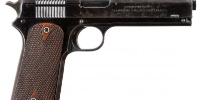 Photo of used Colt 1905 in .45ACP
