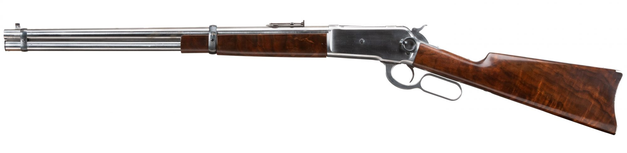 Photo of used Winchester 1886, sold as-is through Turnbull Restoration