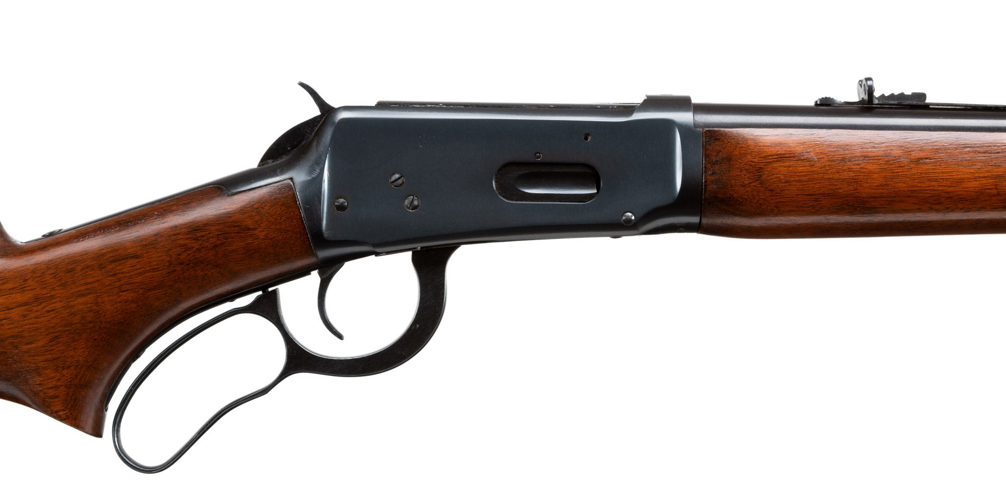 Photo of a used Winchester Model 64, sold as-is through Turnbull Restoration