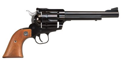 "Phot of a Ruger New Model Blackhawk ""Buckeye Special"", sold as-is by Turnbull Restoration in Blomfield, NY"