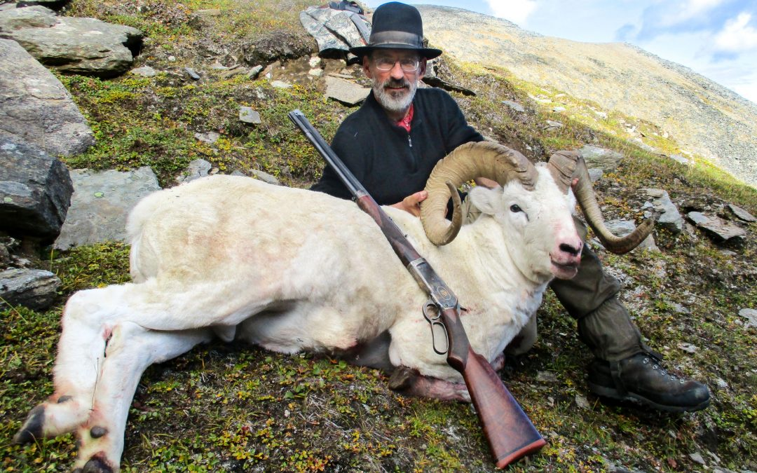 Levergun Ram: Dall Sheep Hunting in the Brooks Range