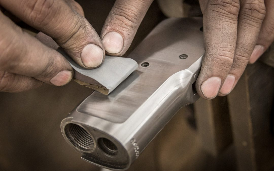 Firearm Restoration: Revisiting the Perspectives of a Noted Writer and Collector