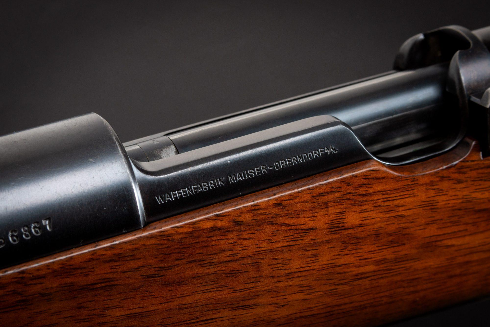 Photo of a Waffenfabrik Mauser M1898 Sporting Rifle