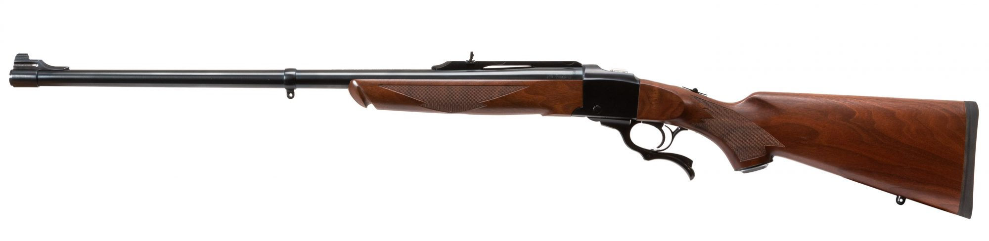 Photo of a pre-owned Ruger No. 1 chambered in .475 Turnbull