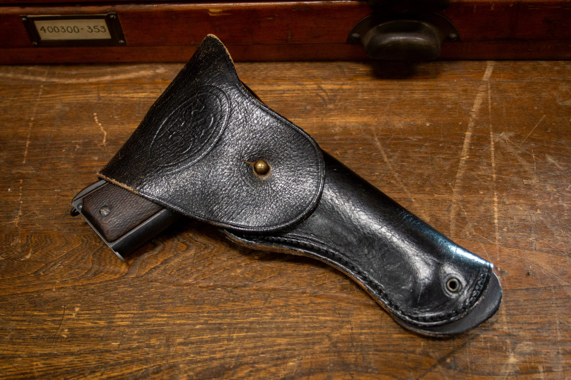 Photo of pre-owned Argentino Colt 1911 extras, for sale by Turnbull Restoration of Bloomfield, NY