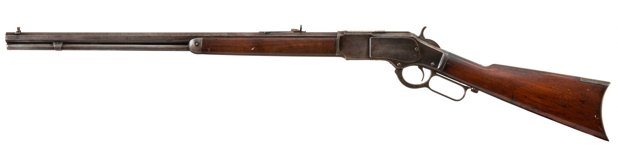 Photo of a pre-owned Winchester 1873, for sale by Turnbull Restoration of Bloomfield, NY