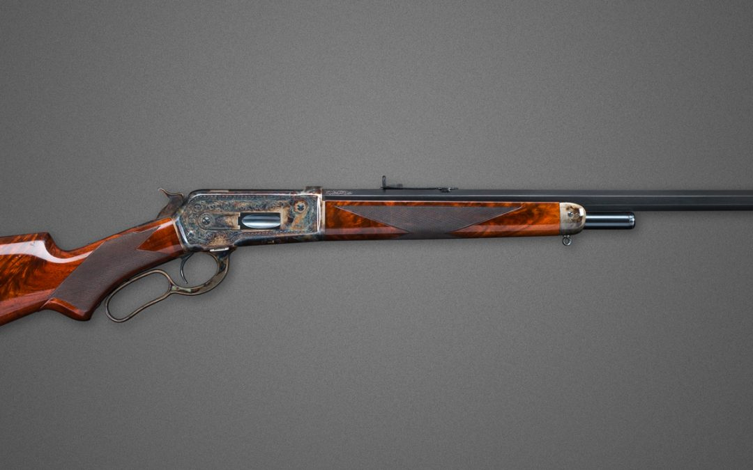 3X Wood Grade Example – Winchester Model 1886