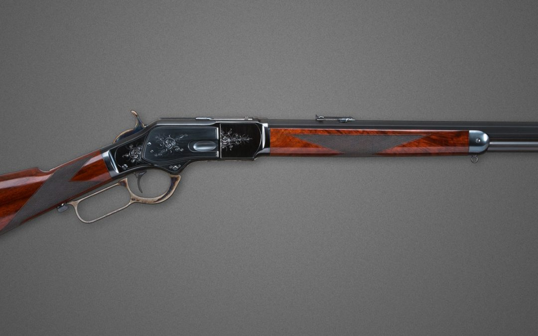 2X Wood Grade Example – Winchester Model 1873