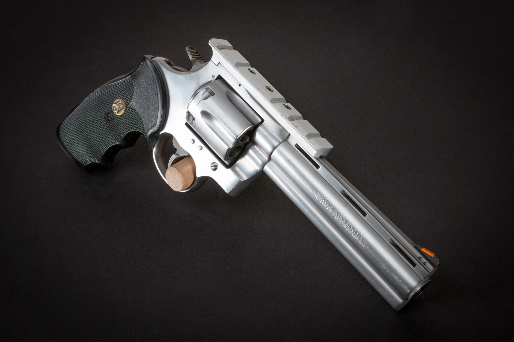 Photo of a pre-owned Colt Anaconda in .44 Mag, for sale by Turnbull Restoration of Bloomfield, NY