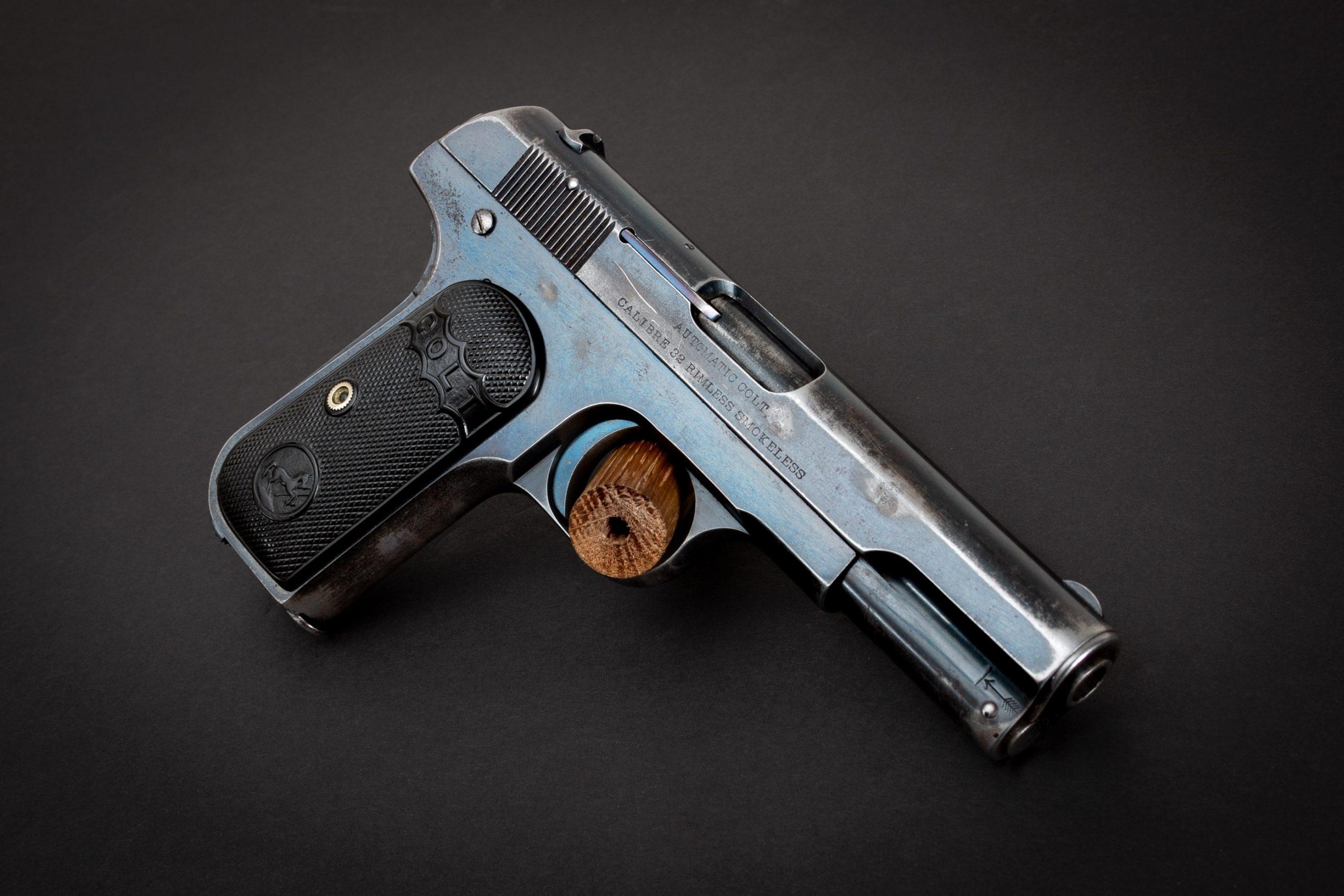 Colt Model 1903 Pocket Hammerless - Sold - Turnbull Restoration