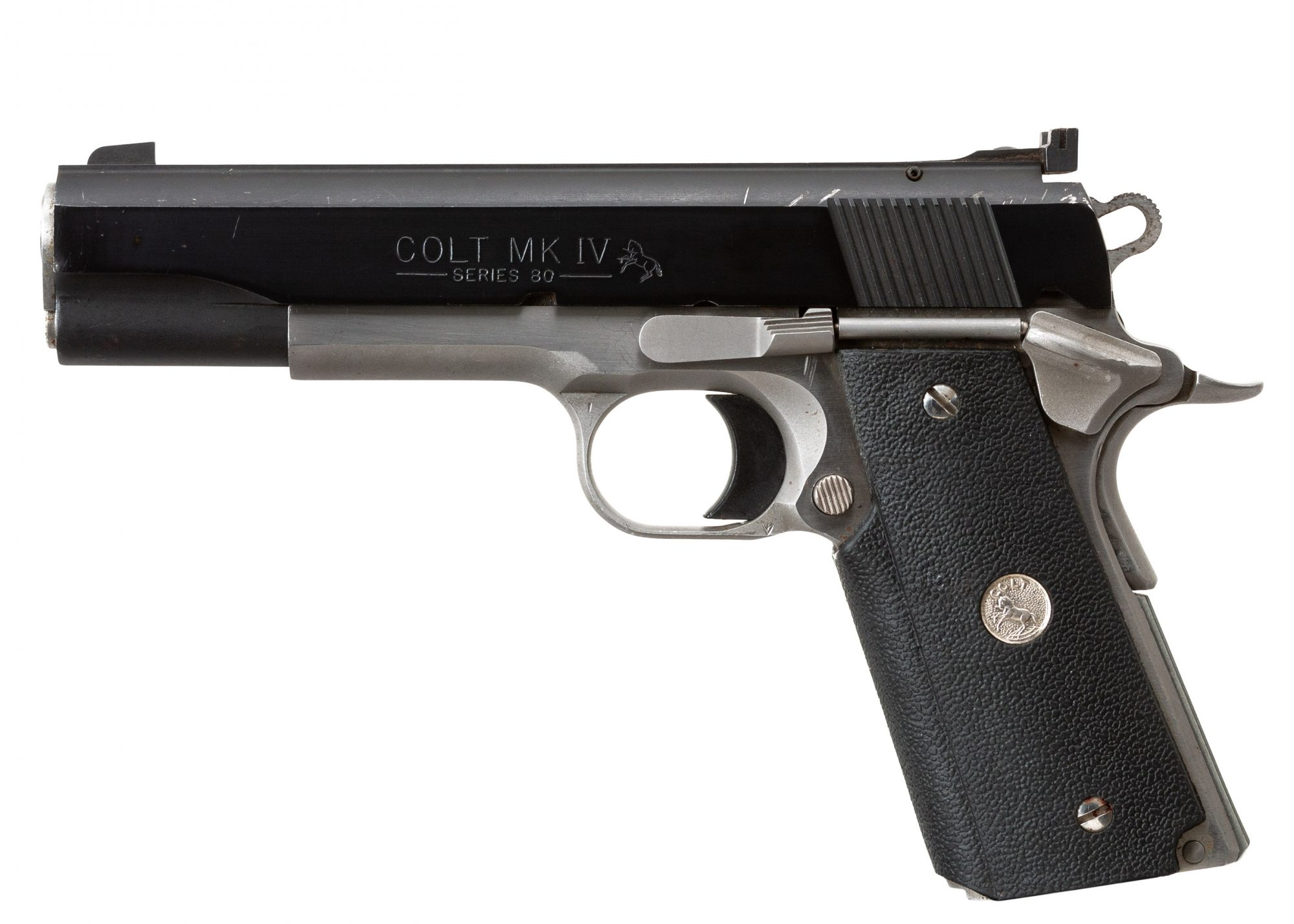 Photo of a pre-owned Colt MK IV Combat Elite, for sale as-is by Turnbull Restoration of Bloomfield, NY