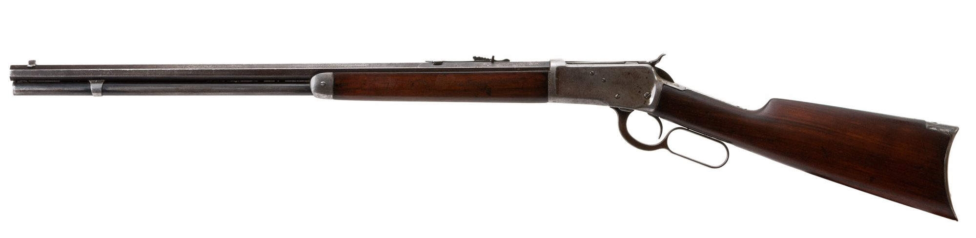 Photo of a pre-owned Winchester Model 1892 from 1917, for sale by Turnbull Restoration of Bloomfield, NY