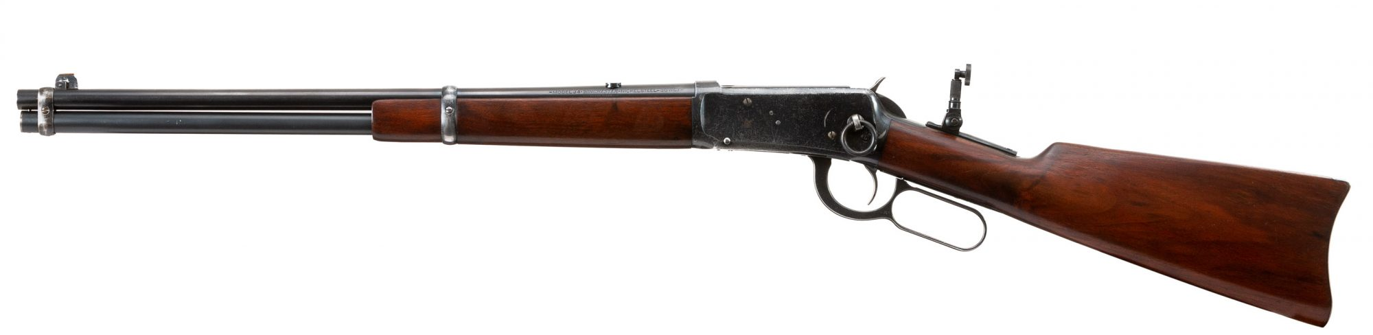 Photo of a pre-owned Winchester Model 94 SRC from 1926, for sale by Turnbull Restoration of Bloomfield, NY