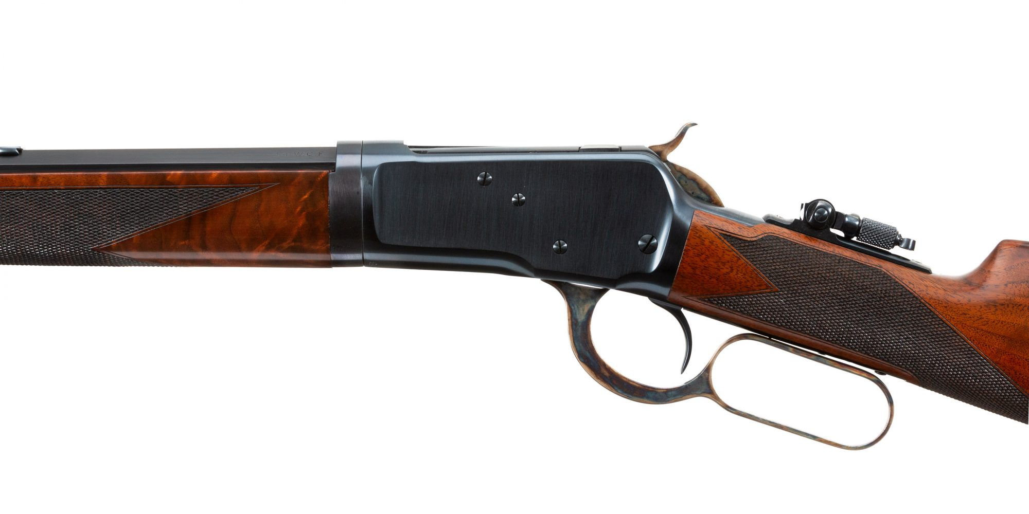Photo of a pre-owned Winchester Model 1892 Takedown, previously restored by Turnbull Restoration and now up for sale