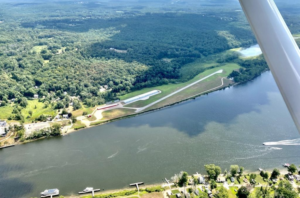 Doug Turnbull's RAF Update: Preserving a Scenic New England Airport for Generations to Come