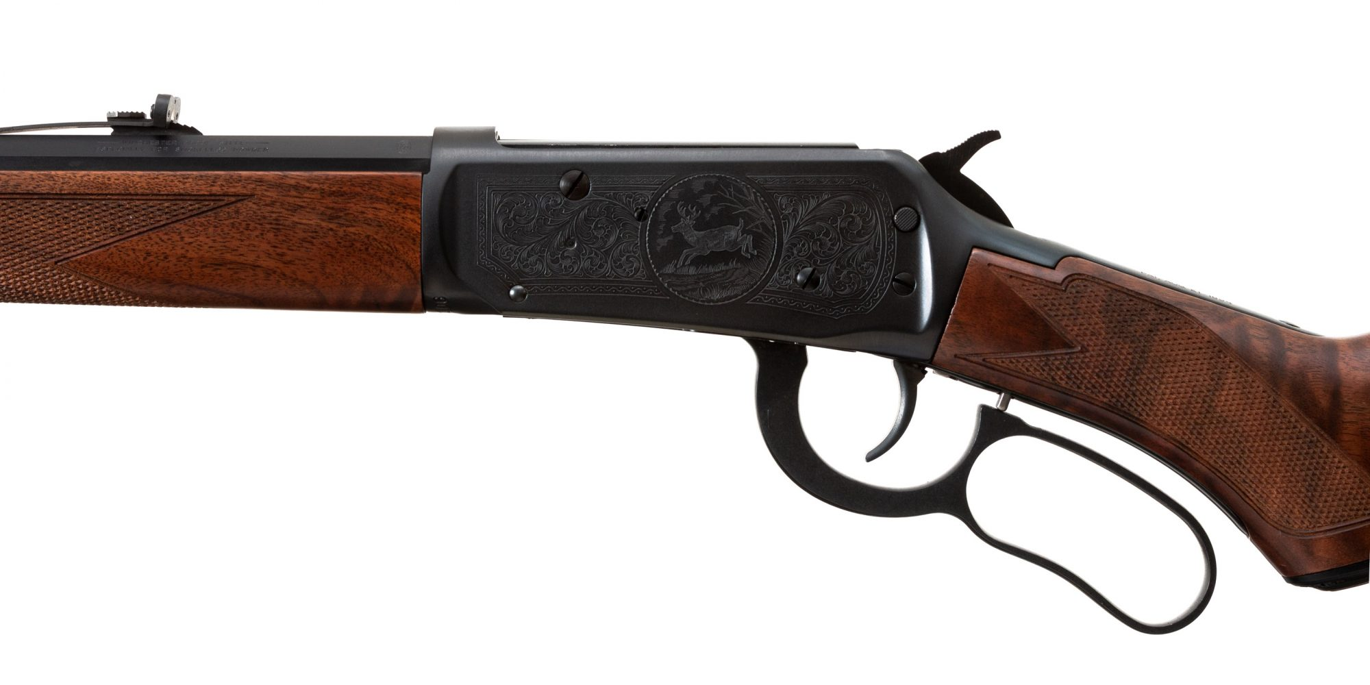 Photo of a pre-owned Winchester Model 94 Limited Edition Grade I Centennial Rifle, for sale by Turnbull Restoration of Bloomfield, NY