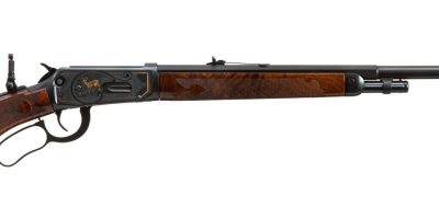 Photo of a pre-owned Winchester Model 94 Limited Edition High Grade Centennial Rifle, for sale by Turnbull Restoration of Bloomfield, NY