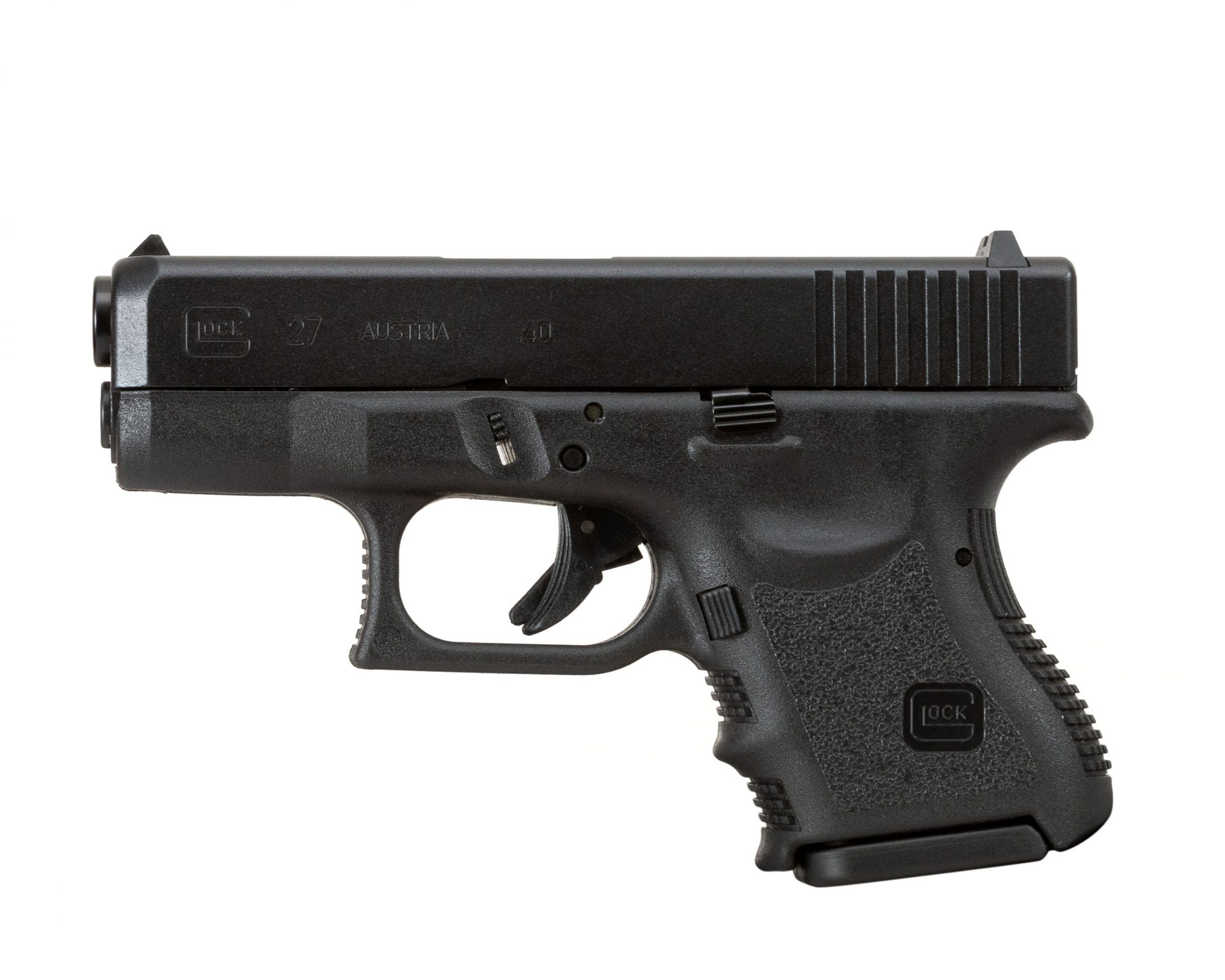 Photo of a pre-owned Glock 27, for sale by Turnbull Restoration of Bloomfield, NY