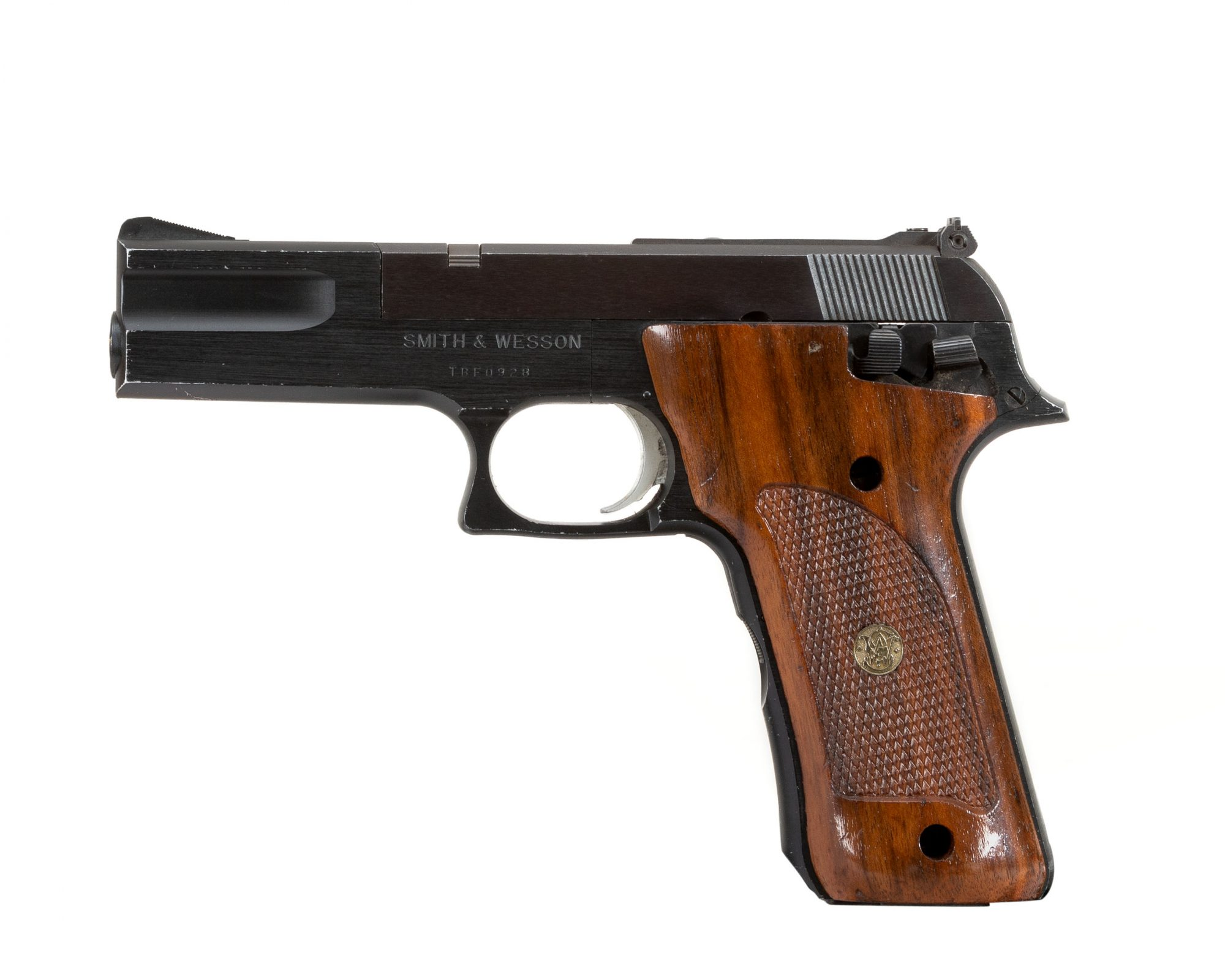 Photo of a pre-owned Smith & Wesson Model 422, for sale by Turnbull Restoration of Bloomfield, NY