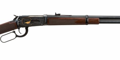 Photo of a NWTF Winchester Model 9410, for sale by Turnbull Restoration of Bloomfield, NY