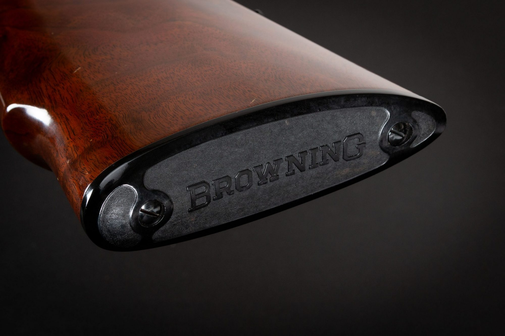 Photo of a Browning FN High-Power Safari Grade bolt action rifle, for sale by Turnbull Restoration of Bloomfield, NY