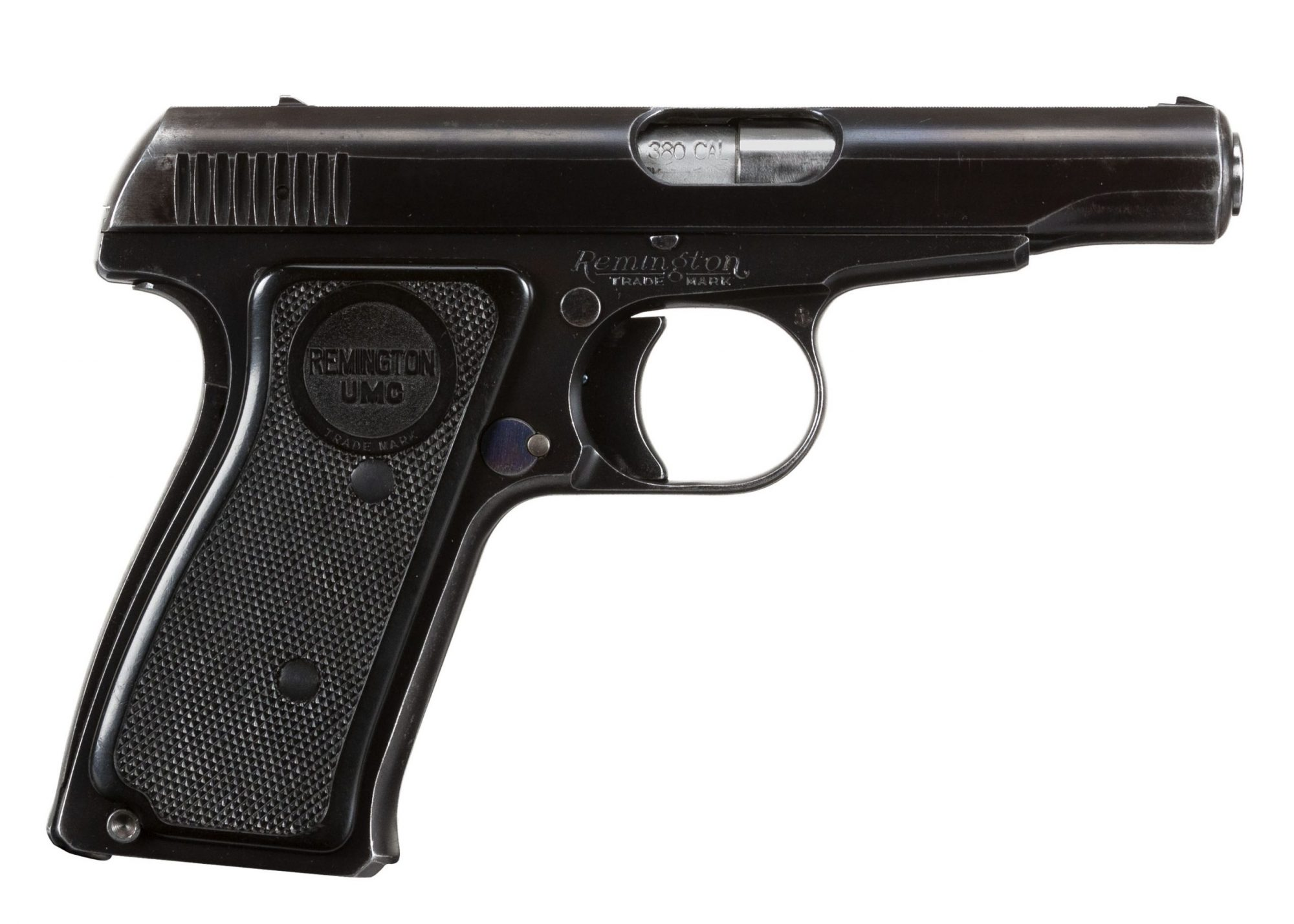Photo of a Remington Model 51 UMC in .380 ACP, for sale by Turnbull Restoration of Bloomfield, NY