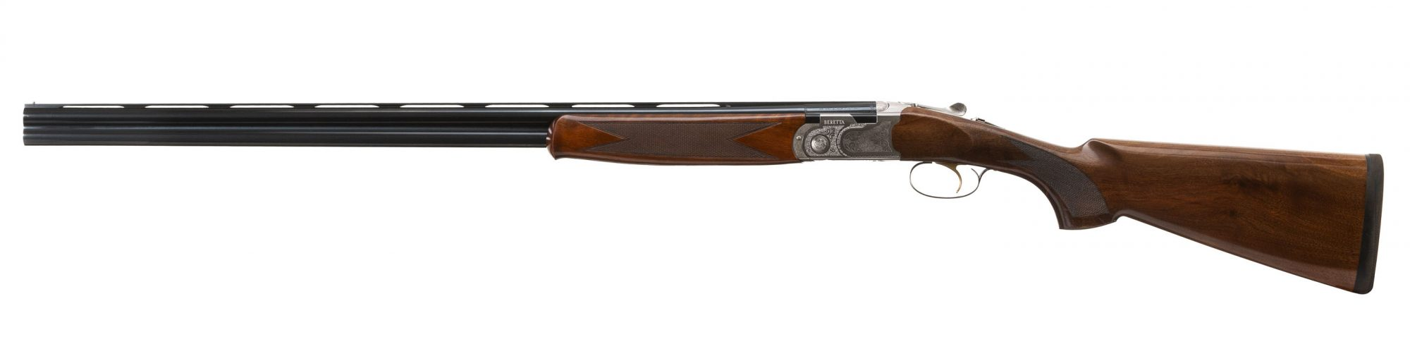 Photo of a pre-owned Beretta 686 Silver Pigeon I 28 gauge shotgun, for sale by Turnbull Restoration of Bloomfield, NY