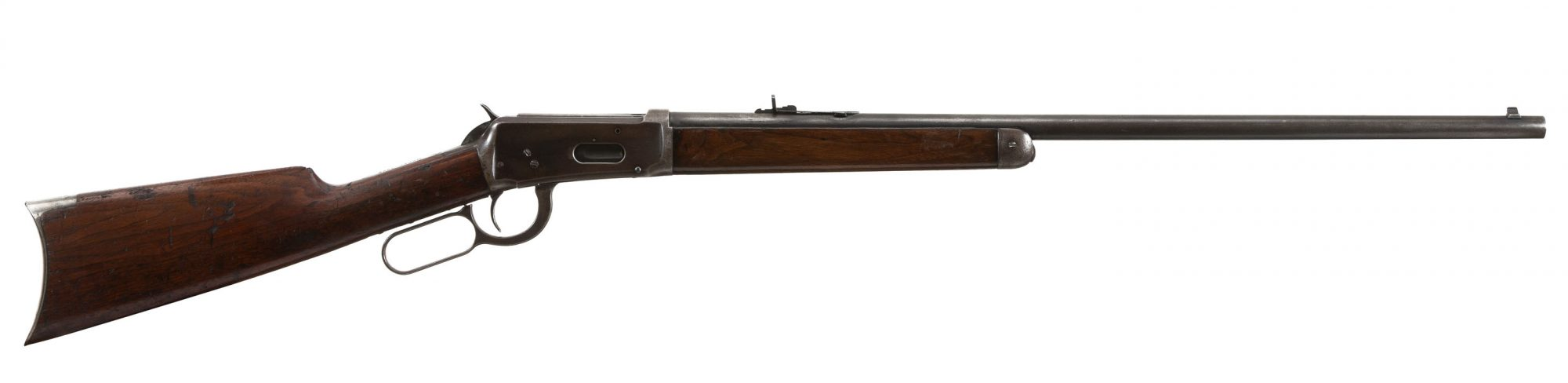 Photo of a Winchester 1894 from 1908, for sale by Turnbull Restoration of Bloomfield, NY