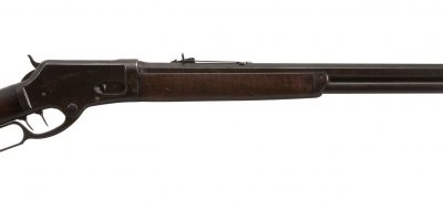Photo of a Marlin 1881 from 1883, for sale by Turnbull Restoration of Bloomfield, NY