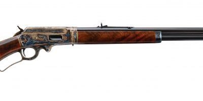 Photo of a Marlin Model 1893 from 1906, after restoration by Turnbull Restoration of Bloomfield, NY