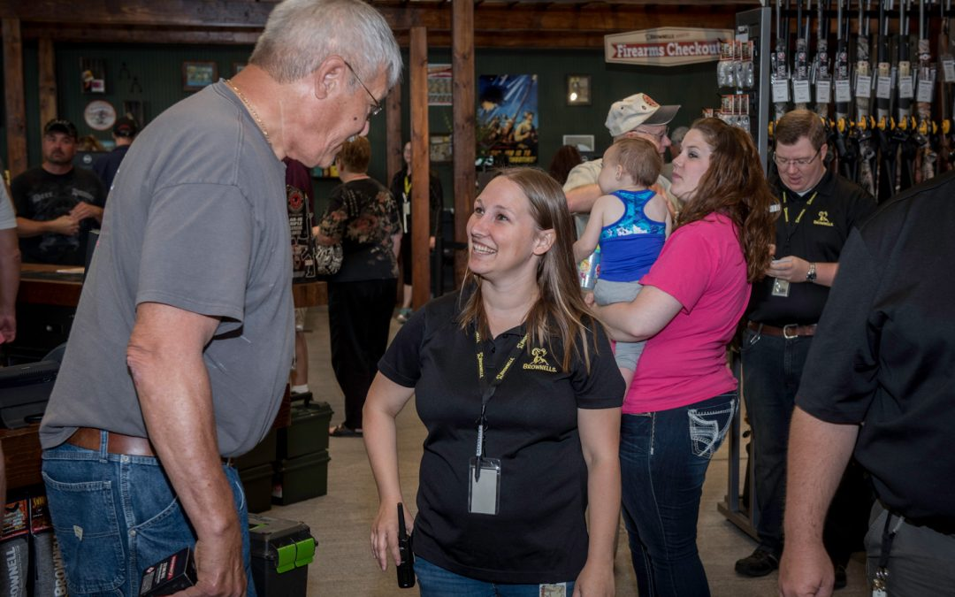 Newcomer No More – Brownells Retail Store Celebrates One-Year Anniversary