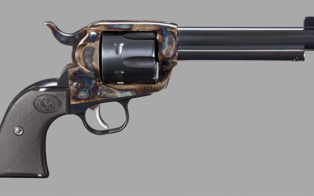 Turnbull Mfg. Co. offers Ruger Vaquero with Turnbull finishes
