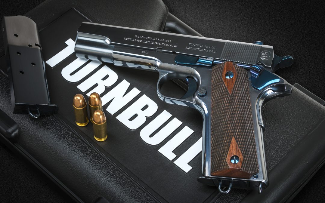 Turnbull Announces July 4th Release of Limited Edition Commercial 1911 Pistol