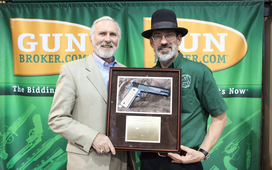 Turnbull Deluxe 1911 Classic Raises $36,025 at SHOT Show 2014 Auction for Heritage Trust